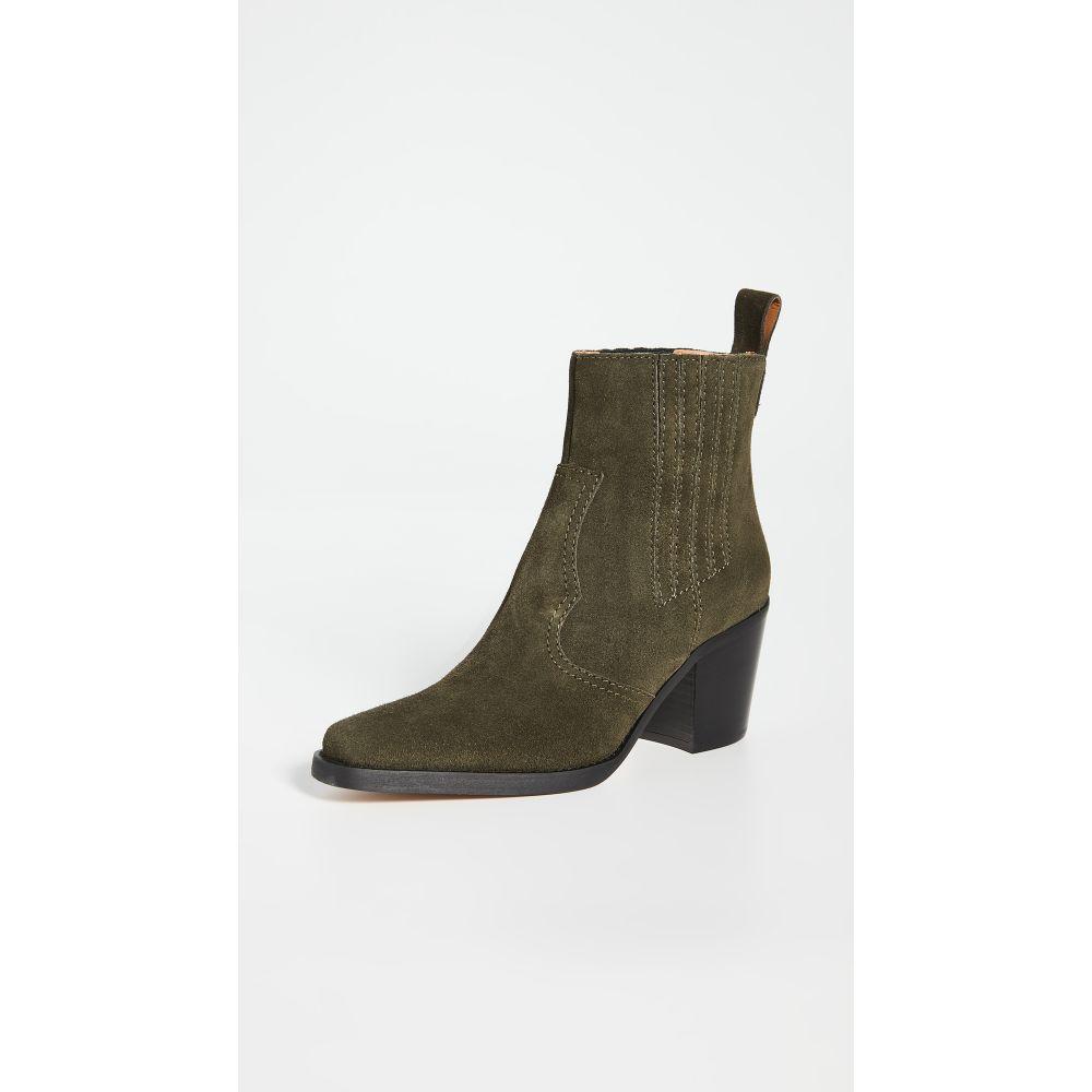 ガニー GANNI レディース ブーツ ウェスタンブーツ シューズ・靴【Western Boots】Kalamata
