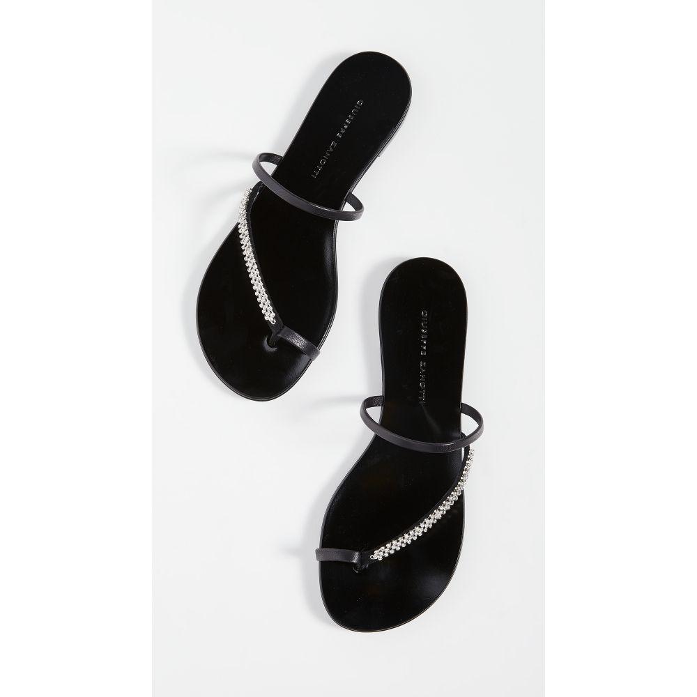 ジュゼッペ ザノッティ Giuseppe Zanotti レディース サンダル・ミュール シューズ・靴【NuvOrock 10 Slides】Kanda S Nero