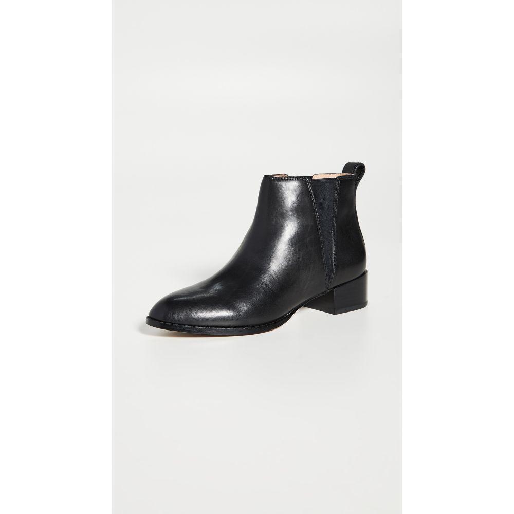 メイドウェル Madewell レディース ブーツ ブーティー シューズ・靴【The Carina Block Heel Booties】True Black