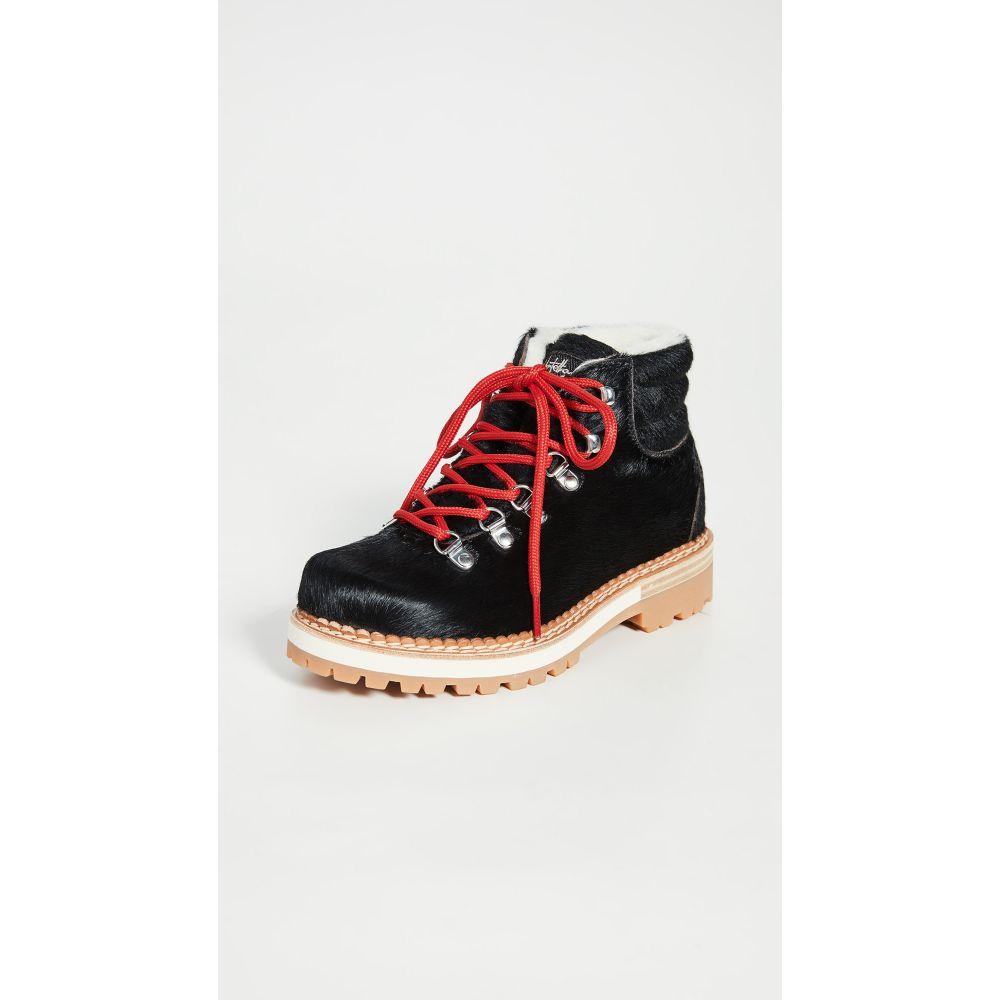 モンテリアーナ Montelliana レディース ブーツ シューズ・靴【Marlena Boots】Nero Black