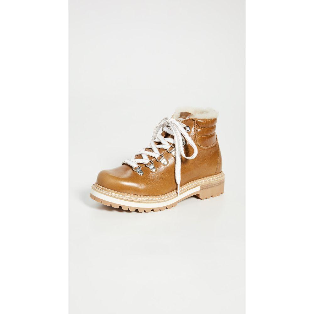 モンテリアーナ Montelliana レディース ブーツ シューズ・靴【Marlena Boots】Cuir Cuoio