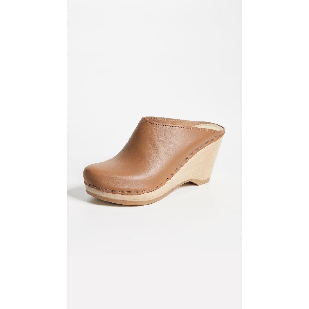 ナンバーシックス No.6 レディース クロッグ シューズ・靴【New School Clogs】Palomino