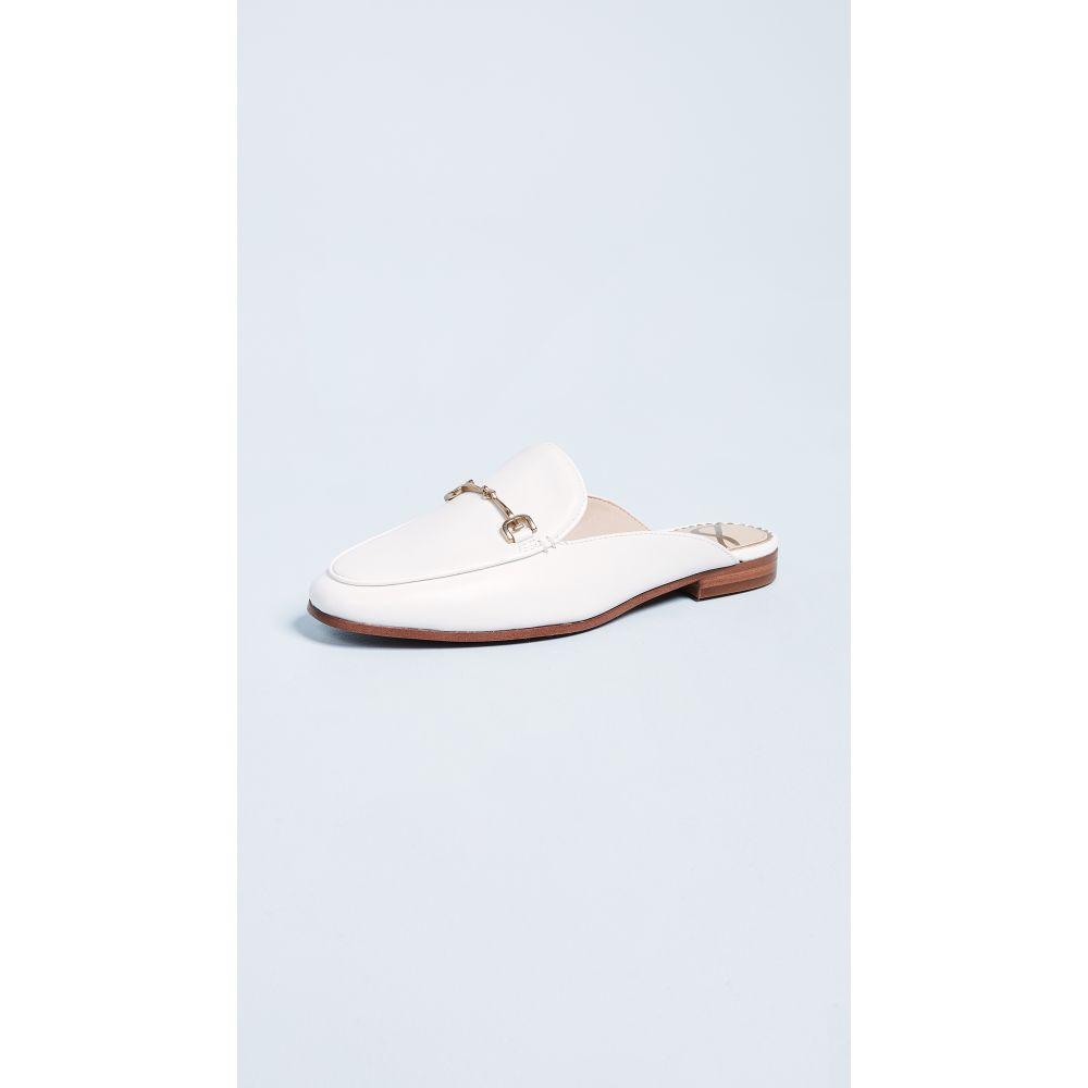 サム エデルマン Sam Edelman レディース スリッポン・フラット シューズ・靴【Linnie Flat Mules】Bright White
