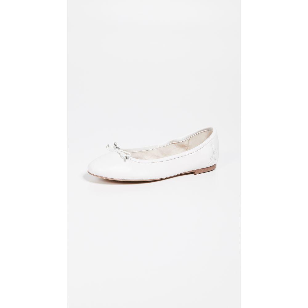 サム エデルマン Sam Edelman レディース スリッポン・フラット シューズ・靴【Felicia Flats】Bright White