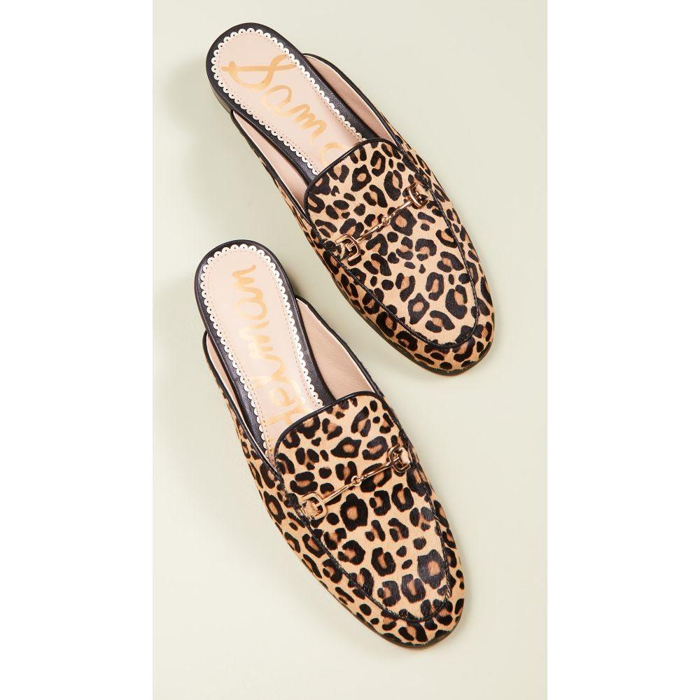 サム エデルマン Sam Edelman レディース サンダル・ミュール シューズ・靴【Linnie Mules】Mini Leopard