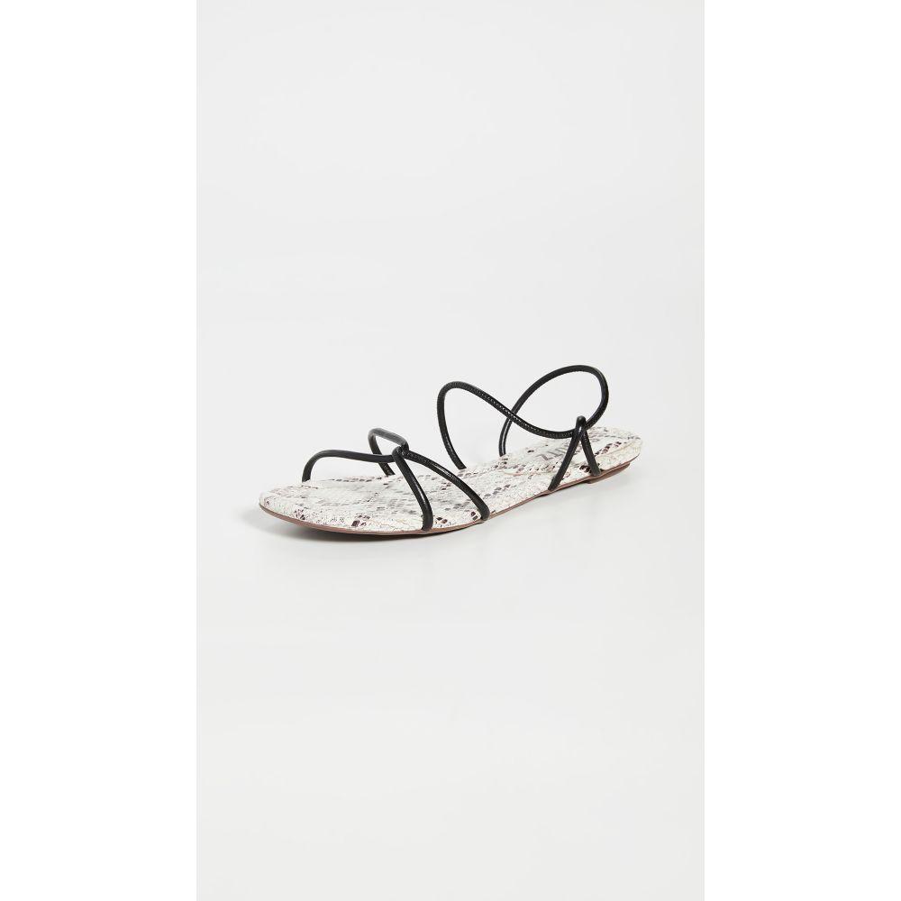 シュッツ Schutz レディース サンダル・ミュール シューズ・靴【Aimi Sandals】Black/Stone