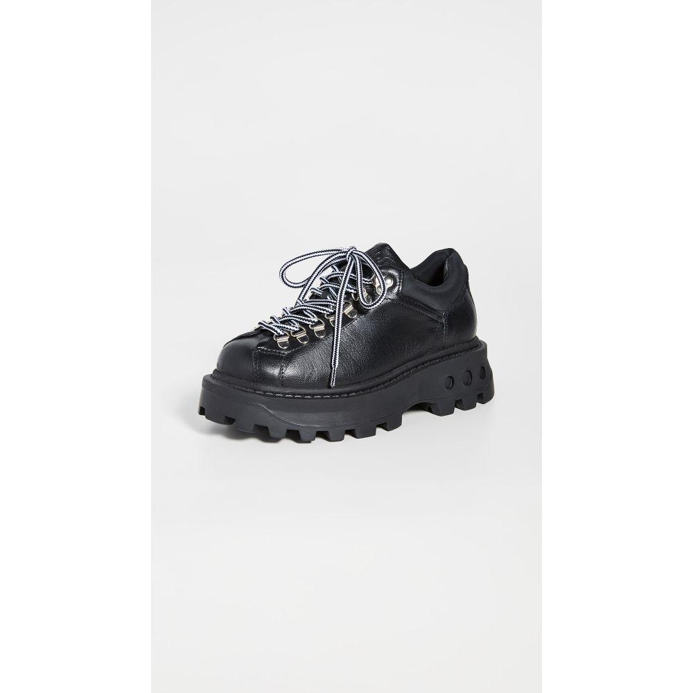 サイモンミラー Simon Miller レディース ブーツ シューズ・靴【Low Tracker Boots】Black