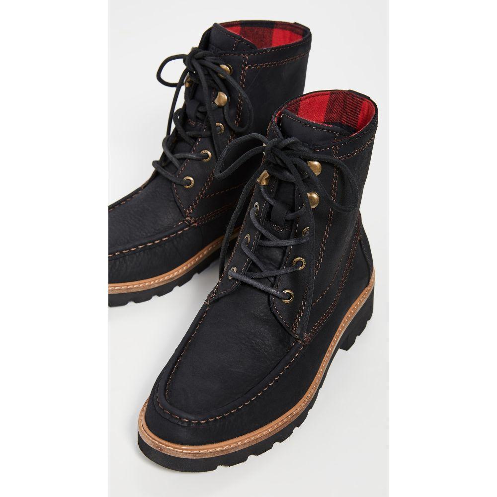 スペリー Sperry レディース ブーツ シューズ・靴【Authentic Original Lug Boots】Black