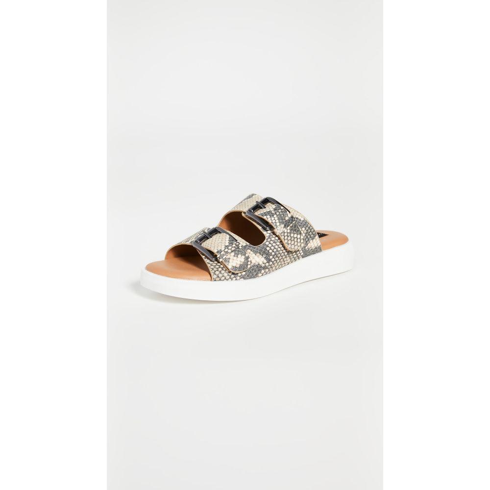 スティーブン Steven レディース サンダル・ミュール シューズ・靴【Dunham Slides】Natural Multi