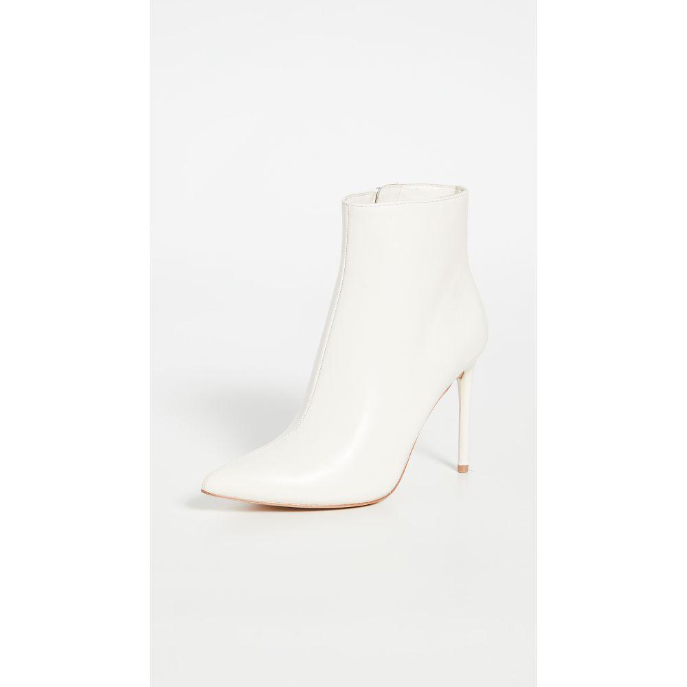 アリス アンド オリビア alice + olivia レディース ブーツ ブーティー シューズ・靴【Celyn Booties】Ecru