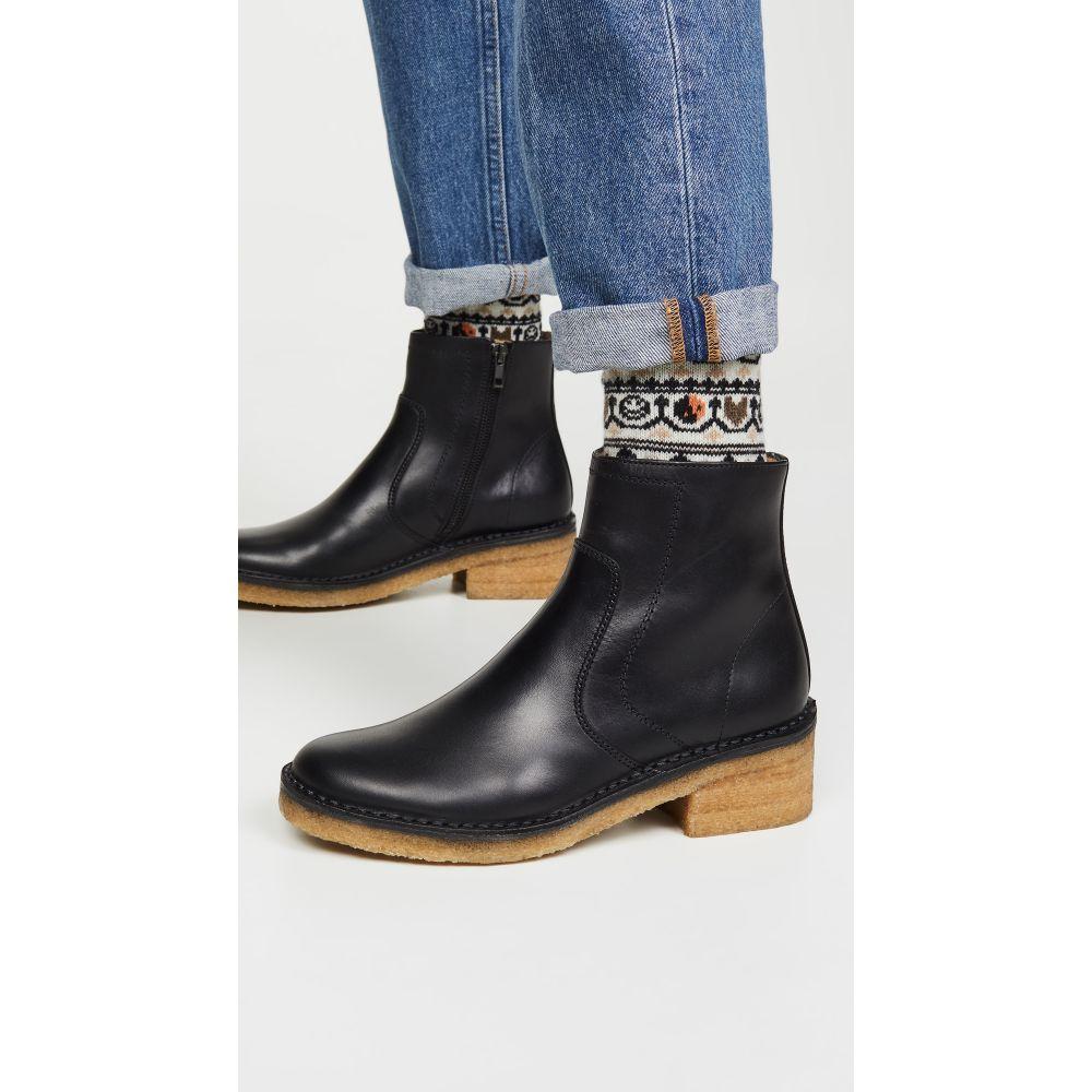 アーペーセー A.P.C. レディース ブーツ シューズ・靴【Armelle Boots】Noir