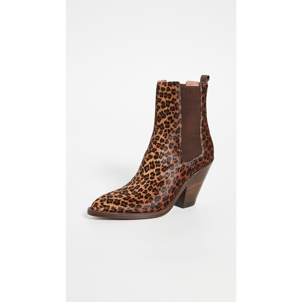 ブッテロ Buttero レディース ブーツ ブーティー シューズ・靴【Jane Booties】Cava Leopard
