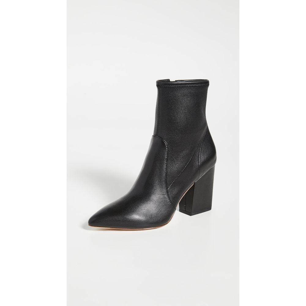 ロフラーランドール Loeffler Randall レディース ブーツ ブーティー シューズ・靴【Isla Slim Ankle Booties】Black
