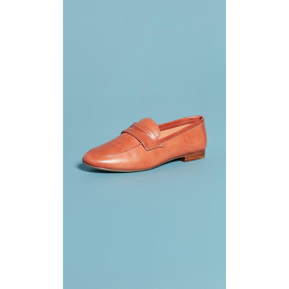 マンサーガブリエル Mansur Gavriel レディース ローファー・オックスフォード シューズ・靴【Classic Loafers】Brandy