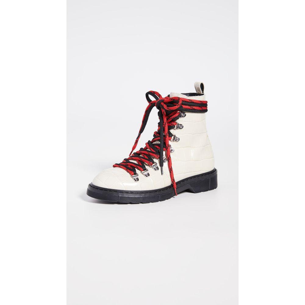 ポリープリューム Polly Plume レディース ブーツ シューズ・靴【Heidi Kokko Boots】Ivory