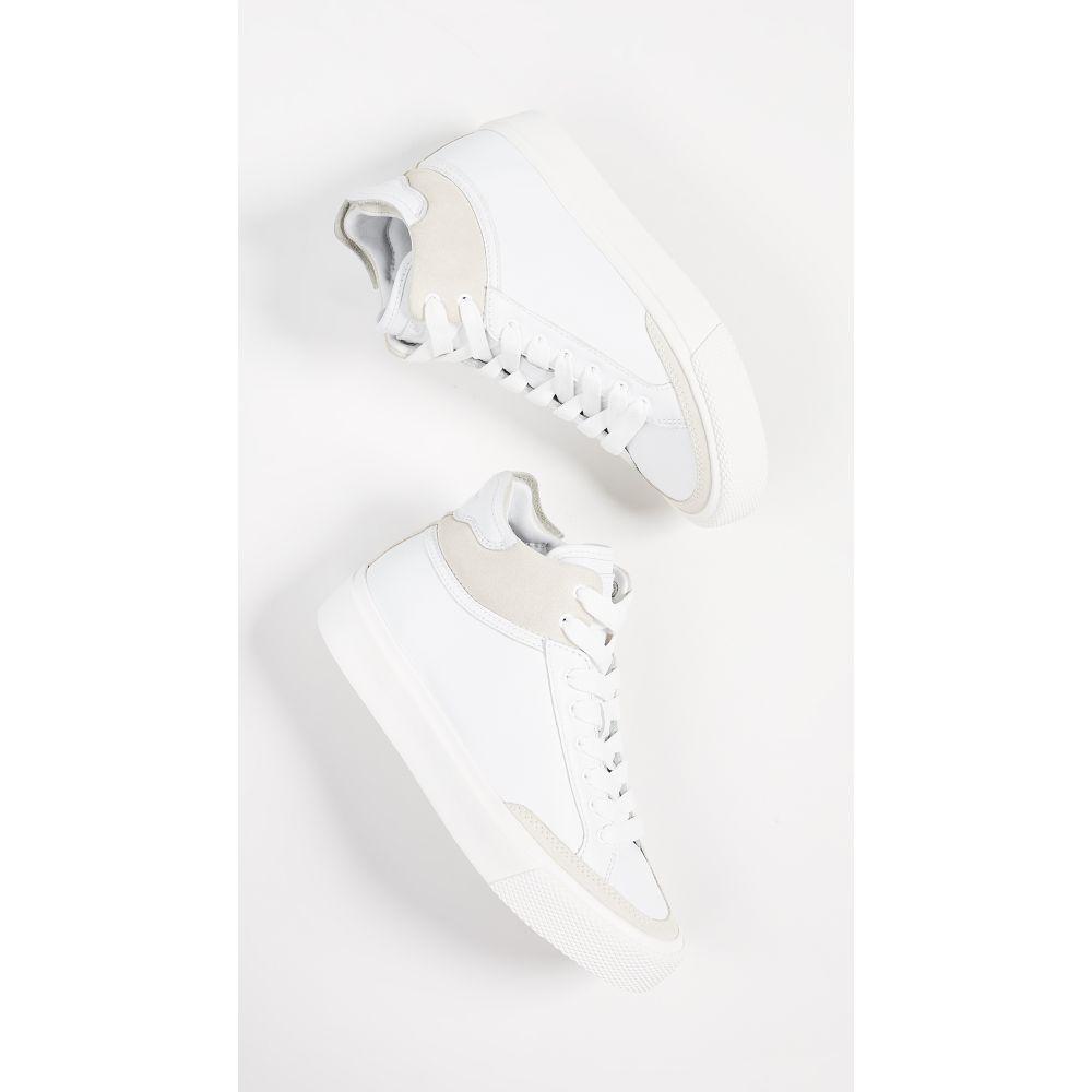ラグ&ボーン Rag & Bone レディース スニーカー シューズ・靴【Rb Army High Sneakers】White