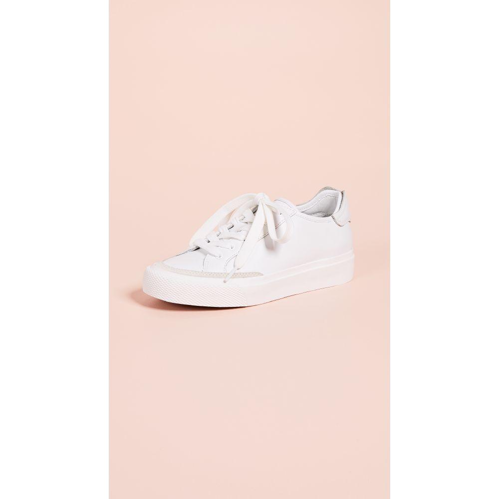 ラグ&ボーン Rag & Bone レディース スニーカー シューズ・靴【Rb Army Low Sneakers】White