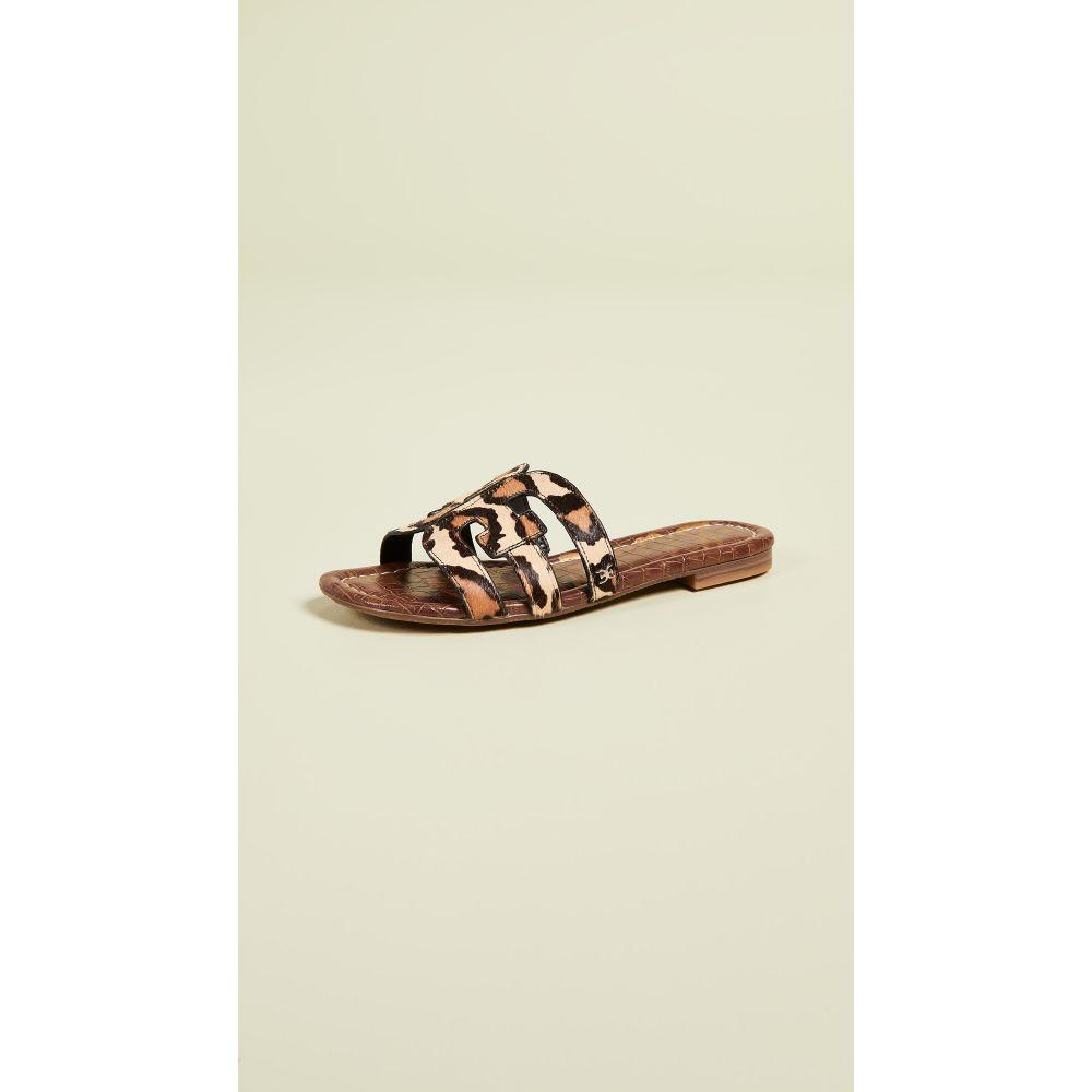 サム エデルマン Sam Edelman レディース サンダル・ミュール シューズ・靴【Bay Slides】New Nude Leopard