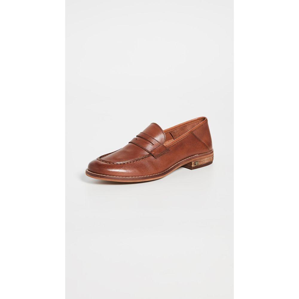 サム エデルマン Sam Edelman レディース ローファー・オックスフォード シューズ・靴【Ackley Loafers】Cognac