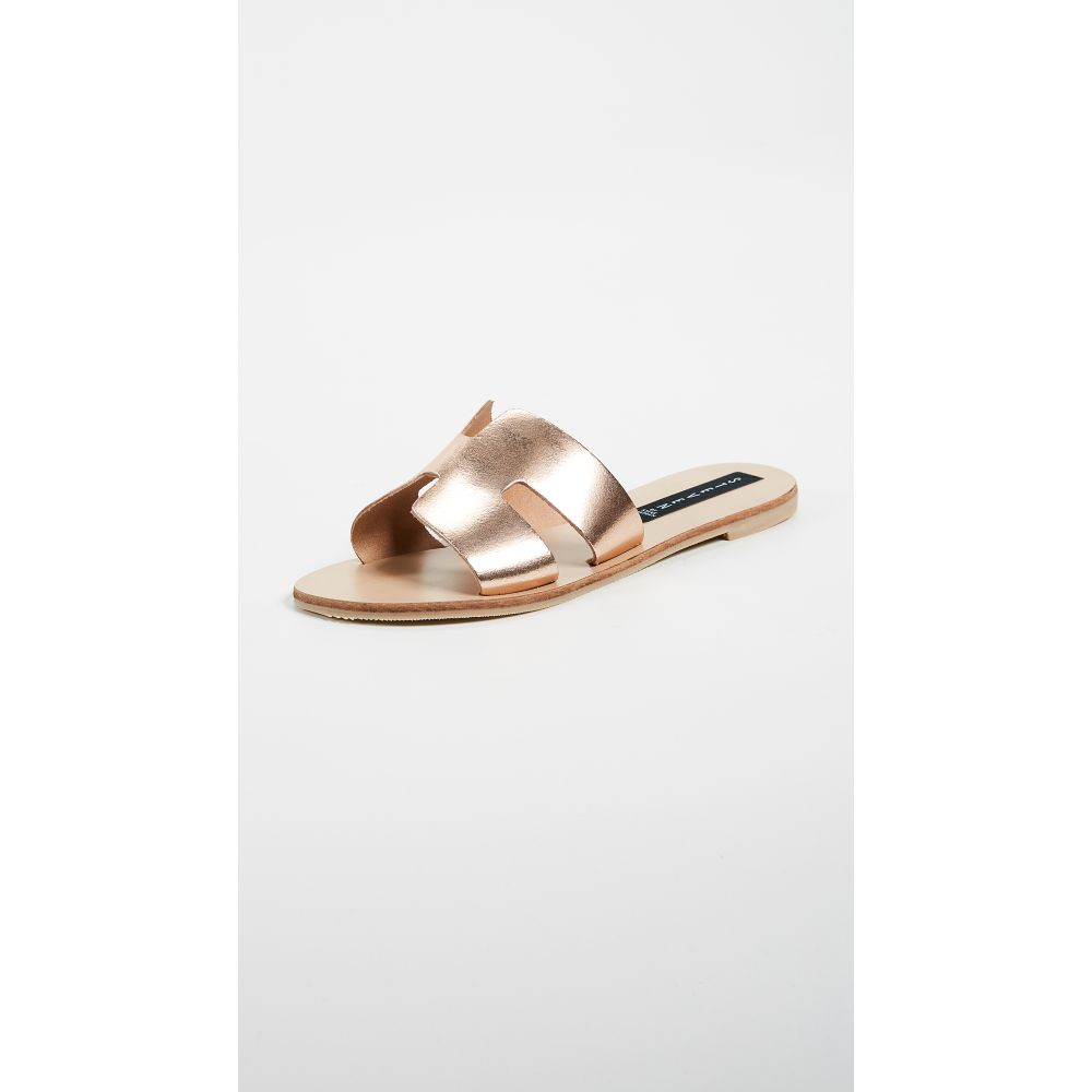 スティーブン Steven レディース サンダル・ミュール シューズ・靴【Greece Slides】Rose Gold