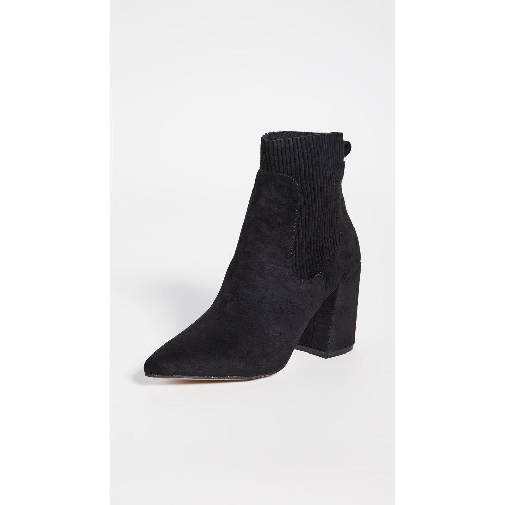 スティーブン Steven レディース ブーツ ブーティー シューズ・靴【Naina Block Heel Booties】Black Multi
