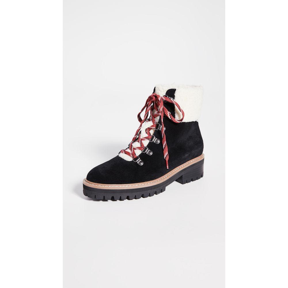 ヴィラ ルージュ Villa Rouge レディース ブーツ シューズ・靴【Miloh Hiking Boots】Black
