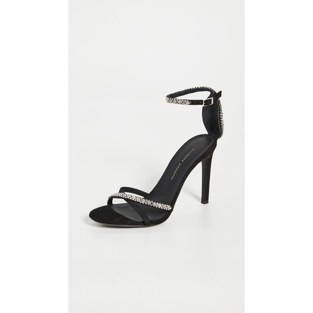 ジュゼッペ ザノッティ Giuseppe Zanotti レディース サンダル・ミュール シューズ・靴【Basic Sandals 105mm】Kanda S Nero