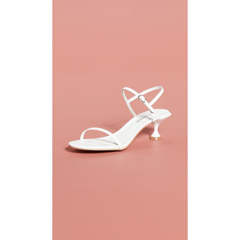 ジェフリー キャンベル Jeffrey Campbell レディース サンダル・ミュール シューズ・靴【Twilight 2 Sandals】White