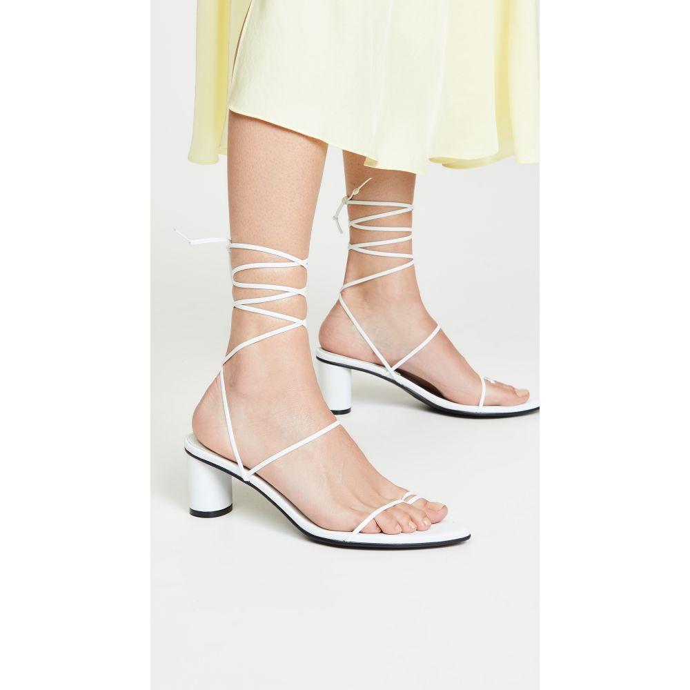 レイクネン Reike Nen レディース サンダル・ミュール シューズ・靴【Odd Pair Sandals】White
