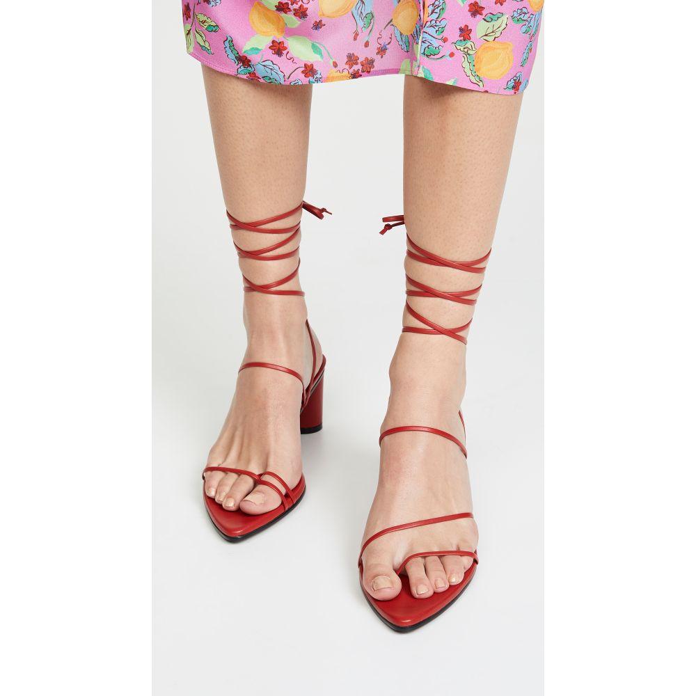 レイクネン Reike Nen レディース サンダル・ミュール シューズ・靴【Odd Pair Sandals】Tomato