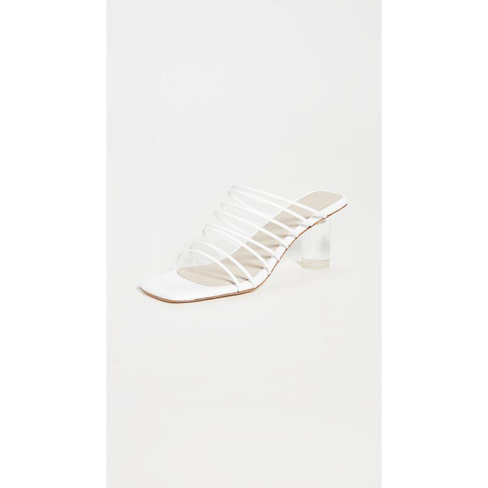 レジーナ ピヨ Rejina Pyo レディース サンダル・ミュール シューズ・靴【Zoe Sandals】White