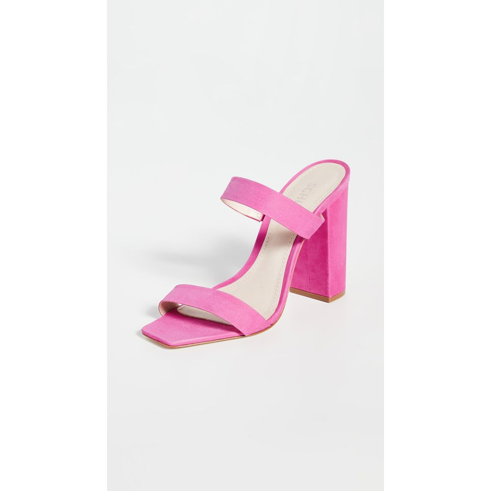 シュッツ Schutz レディース サンダル・ミュール シューズ・靴【Maribel Slides】Vibrant Pink
