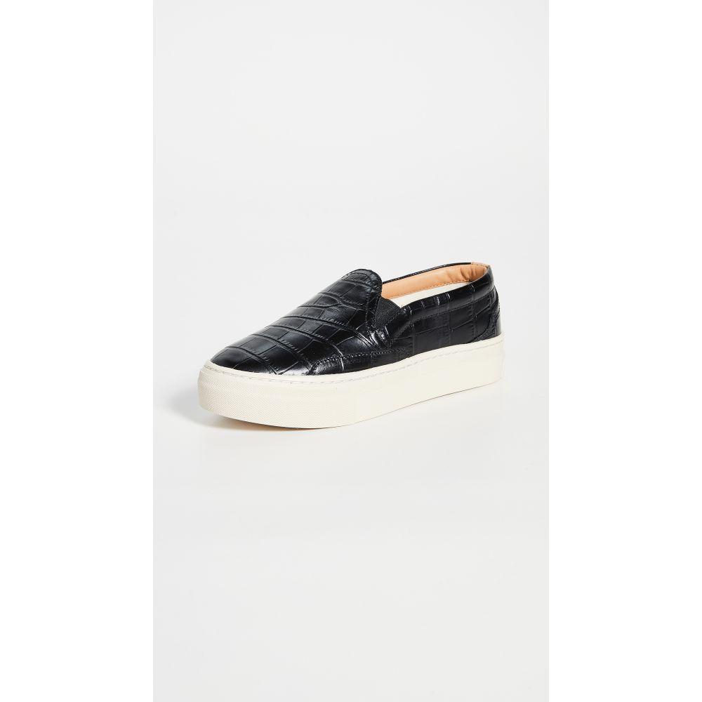 ソルドス Soludos レディース スリッポン・フラット シューズ・靴【Bondi Slip On Sneakers】Black