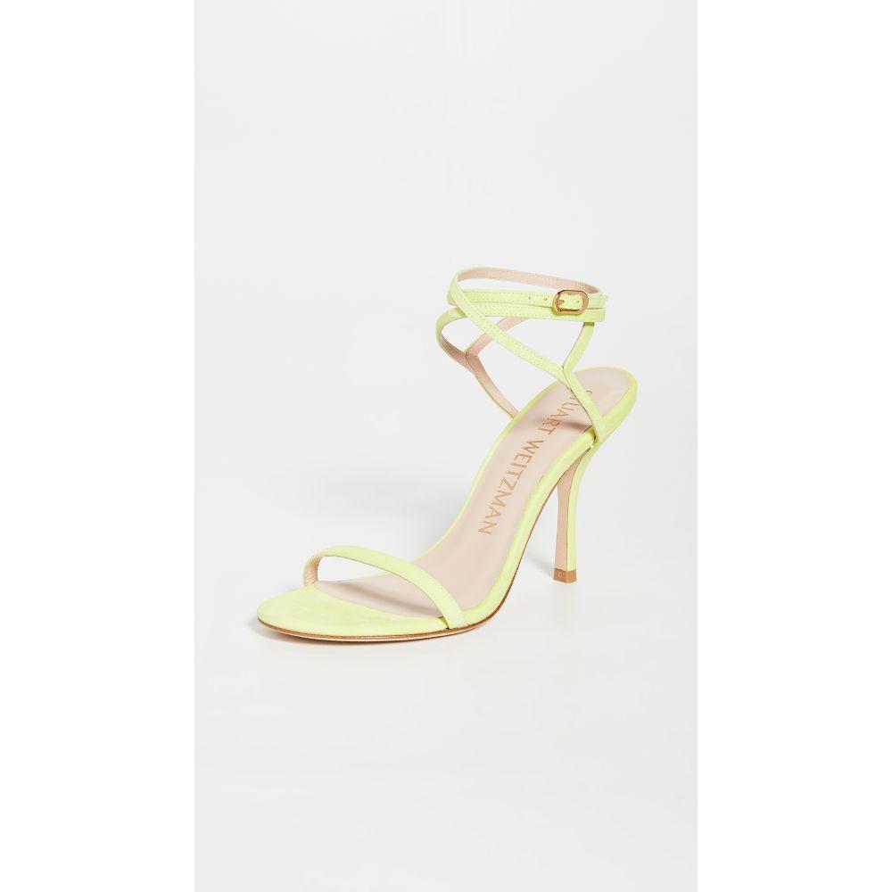 スチュアート ワイツマン Stuart Weitzman レディース サンダル・ミュール シューズ・靴【Merinda Sandals】Lime