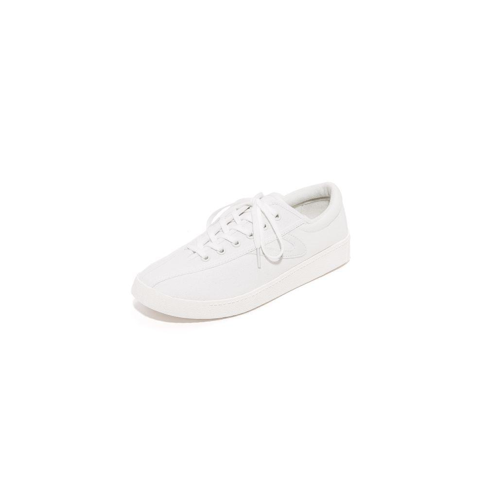 トレトン Tretorn レディース スニーカー シューズ・靴【Nylite Plus Sneakers】White/White/White