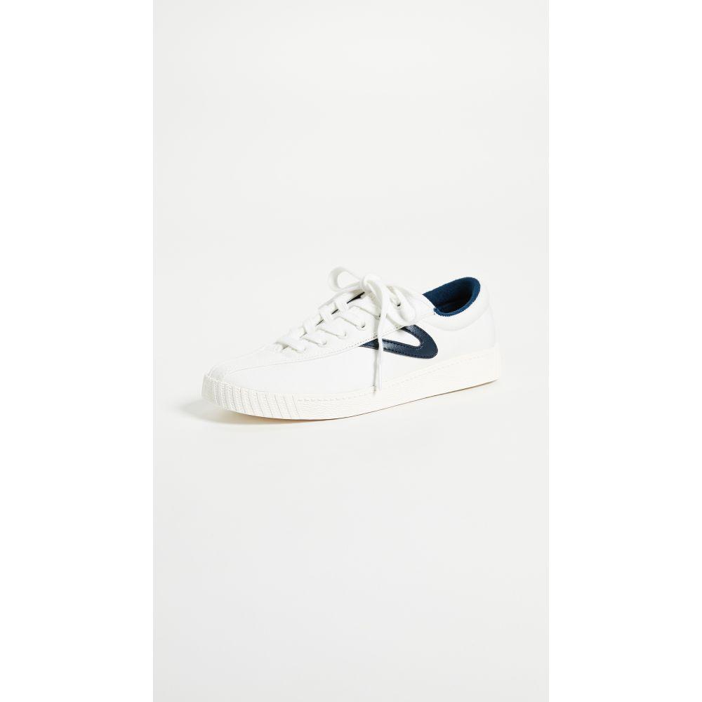 トレトン Tretorn レディース スニーカー レースアップ シューズ・靴【Nylite Plus Lace Up Sneakers】White/Night