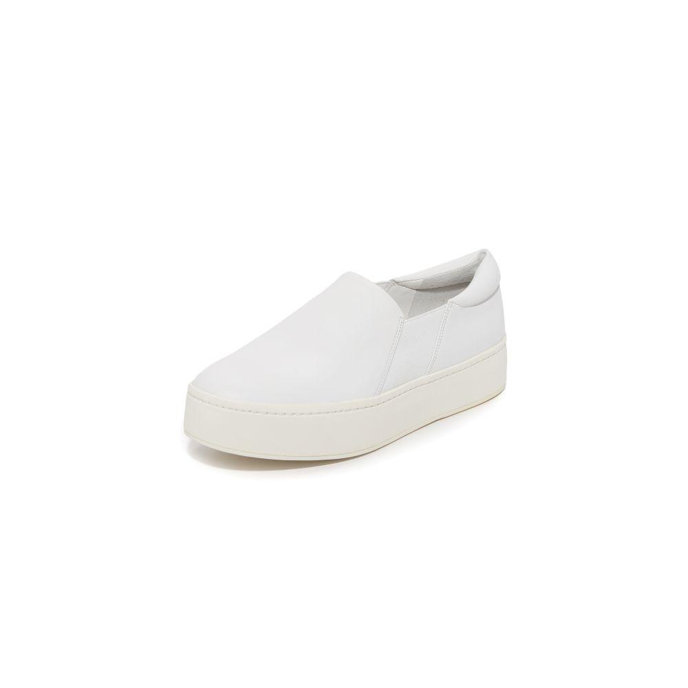 ヴィンス Vince レディース スニーカー シューズ・靴【Warren Platform Sneakers】Plaster