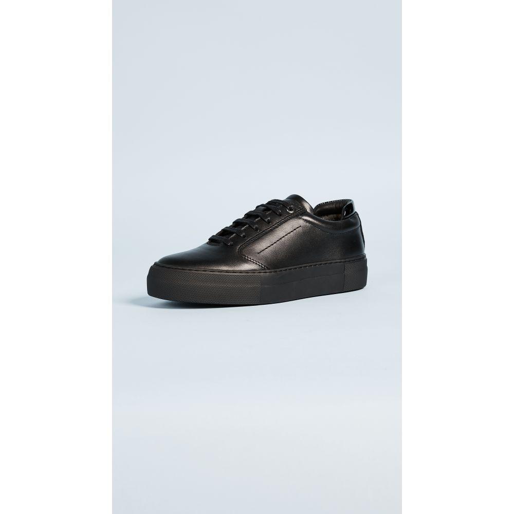 ウォント レス エッセンシャル WANT Les Essentiels レディース スニーカー シューズ・靴【Lalibela Sneakers】Multi Black/Black