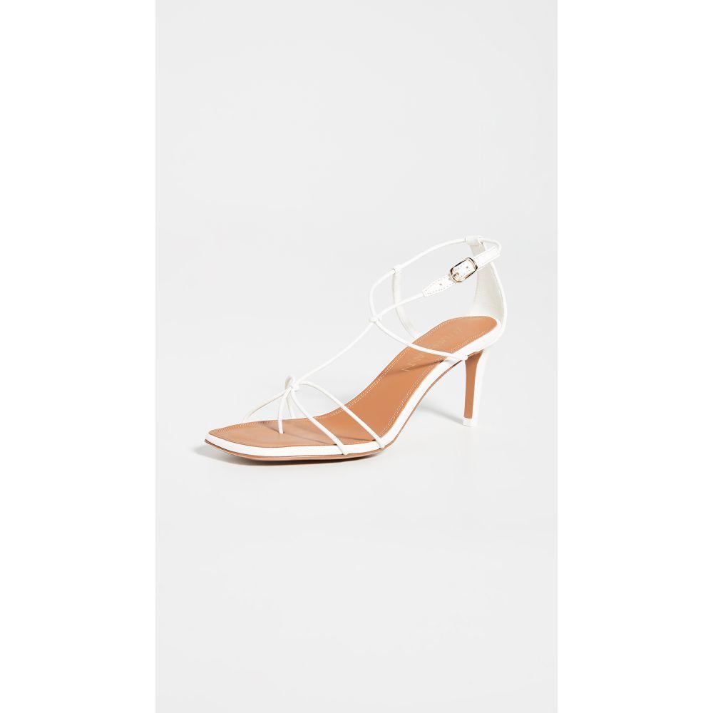 ジマーマン Zimmermann レディース サンダル・ミュール シューズ・靴【Strappy Heeled Sandals】Off White