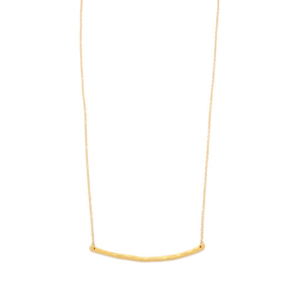 ゴリアナ Gorjana レディース ネックレス ジュエリー・アクセサリー【Taner Bar Necklace】Gold