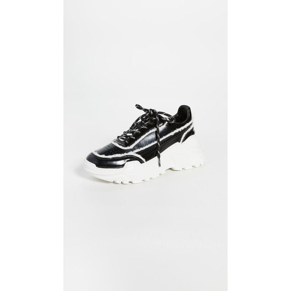 【お気にいる】 ジョシュア サンダース Joshua Sanders レディース スニーカー シューズ・靴【Zenith Classic Donna Sneakers】White/Black, 栗山町 b9f80994