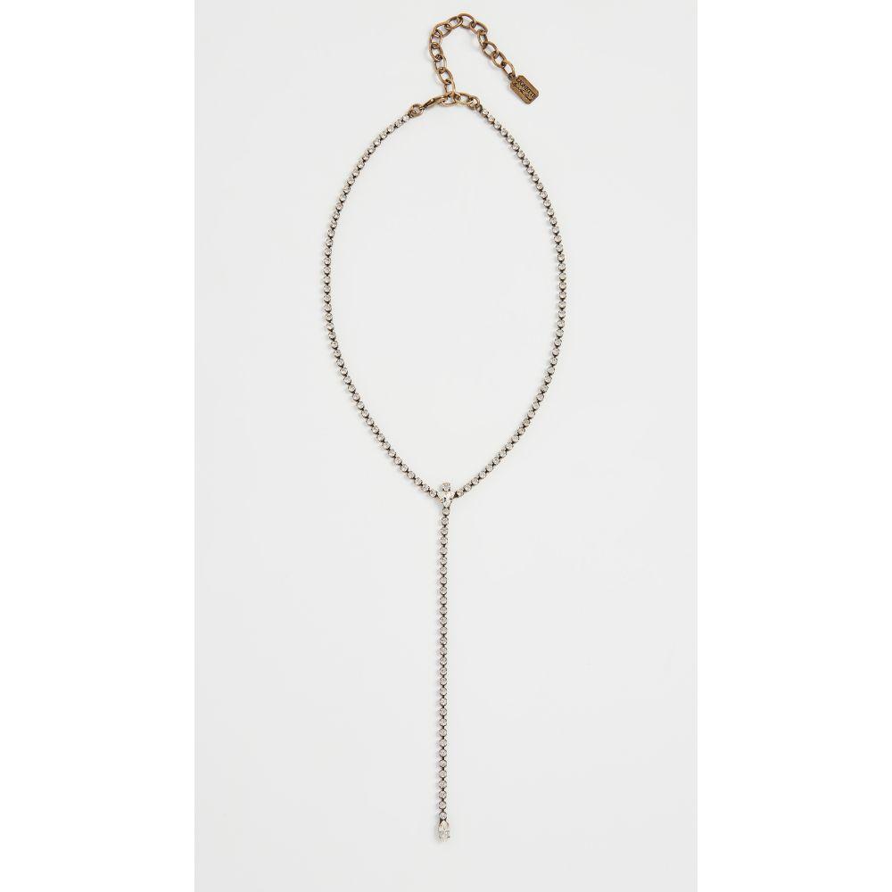 ライオネット Lionette by Noa Sade レディース ネックレス ジュエリー・アクセサリー【Bondi Necklace】Crystal/Brass