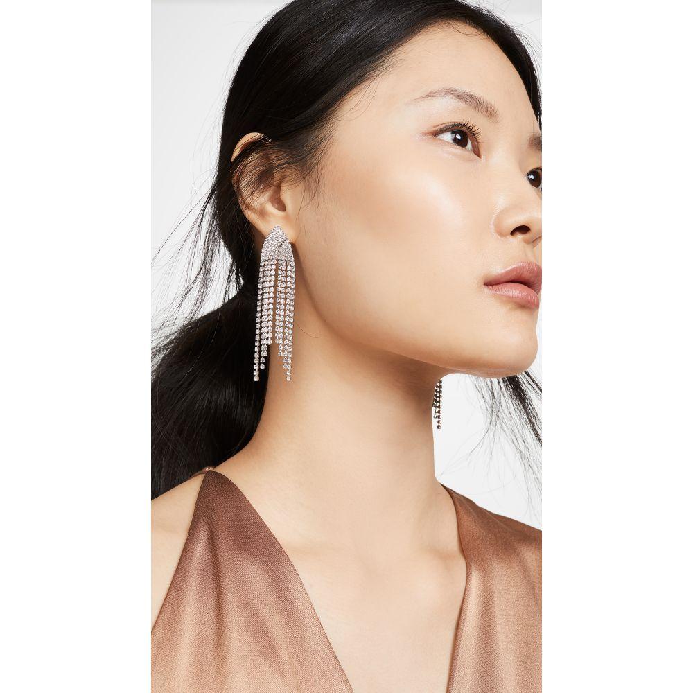 ジェニファーベア Jennifer Behr レディース イヤリング・ピアス ジュエリー・アクセサリー【Jordyn Earrings】Crystal