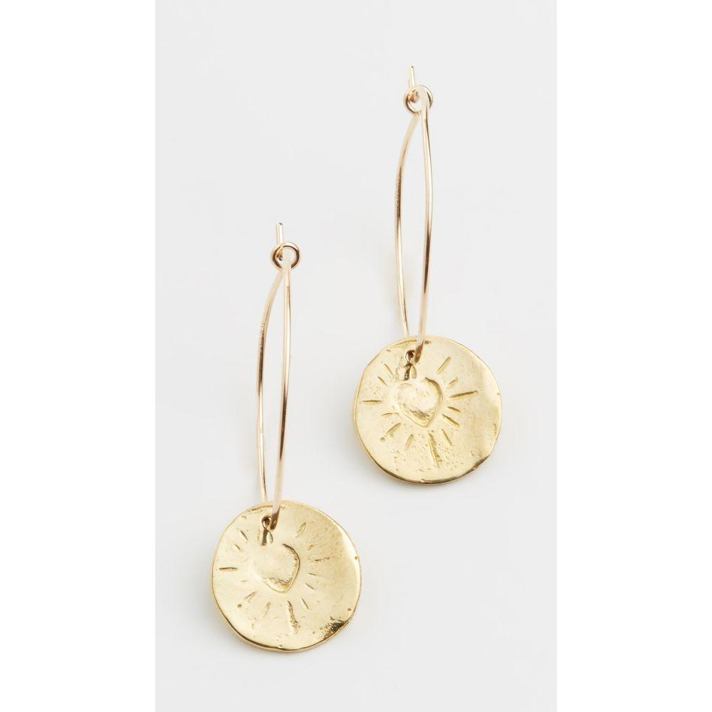 メゾン モニク Maison Monik レディース イヤリング・ピアス ジュエリー・アクセサリー【Hoop Earrings】Gold