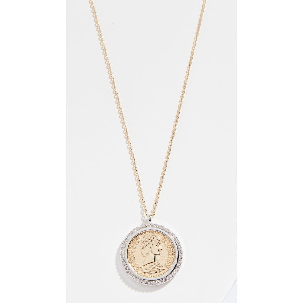 シャシ Shashi レディース ネックレス ジュエリー・アクセサリー【Pendant Coin Necklace】Gold/Silver