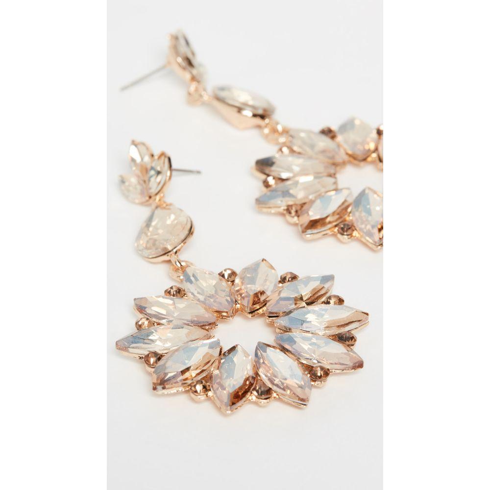 シャシ Shashi レディース イヤリング・ピアス ジュエリー・アクセサリー【Solstice Earrings】Gold