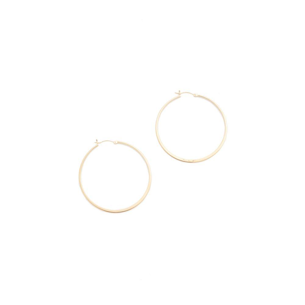 ジェニファーズーナー Jennifer Zeuner Jewelry レディース イヤリング・ピアス ジュエリー・アクセサリー【Small Hoop Earrings】Gold