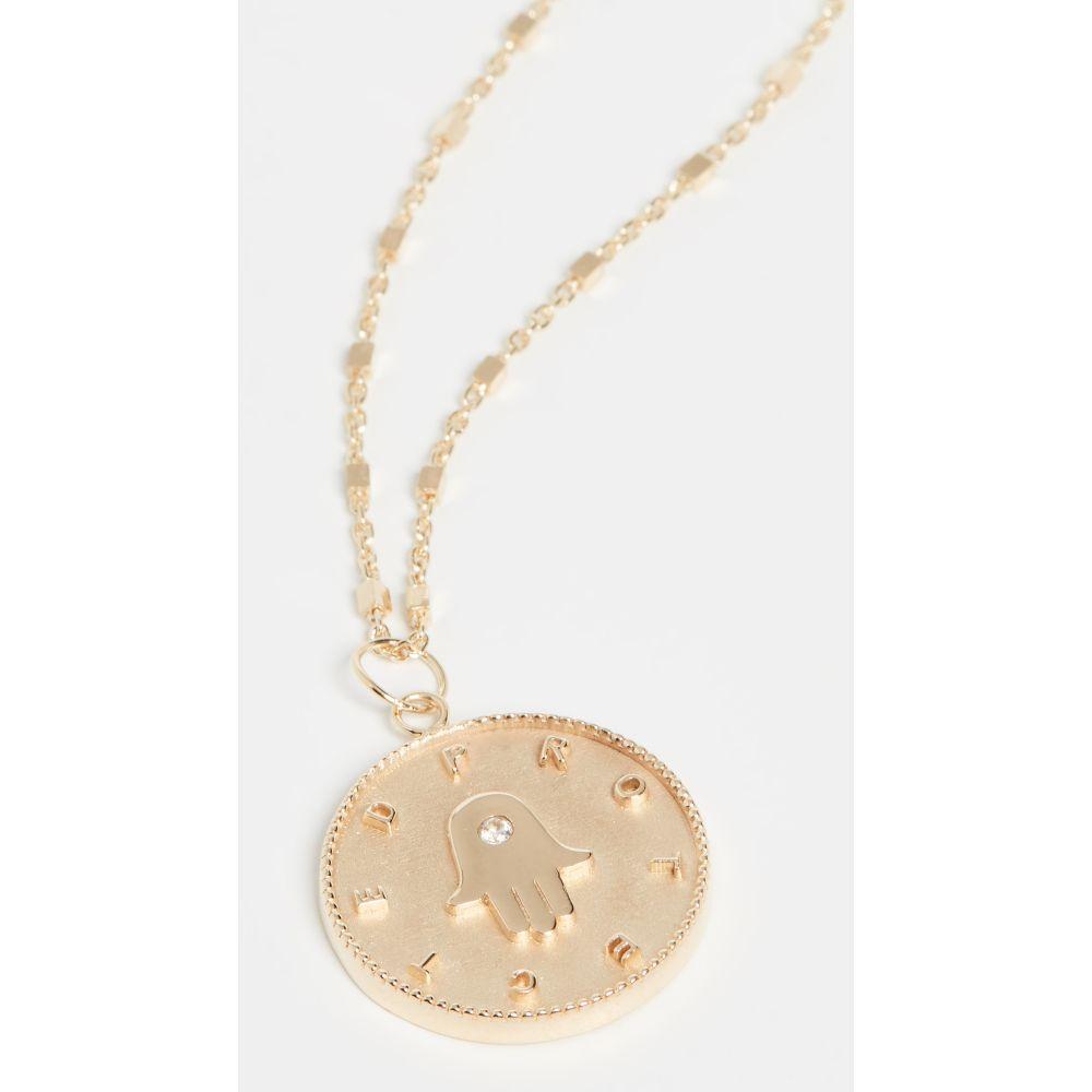 ジェニファーズーナー Jennifer Zeuner Jewelry レディース ネックレス ジュエリー・アクセサリー【Tamar Necklace】Gold Vermeil