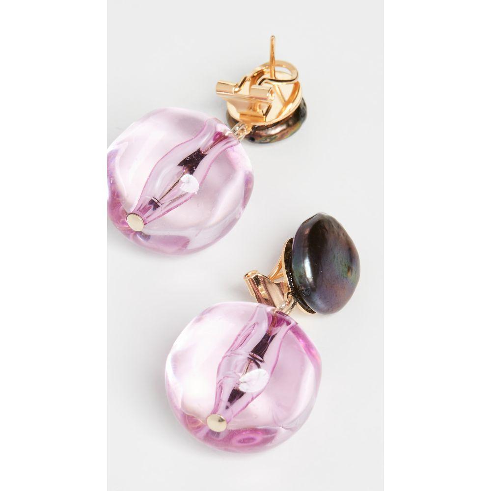 レイチェル コーミー Rachel Comey レディース イヤリング・ピアス ジュエリー・アクセサリー【Gumdrop Earrings】Clear Purple