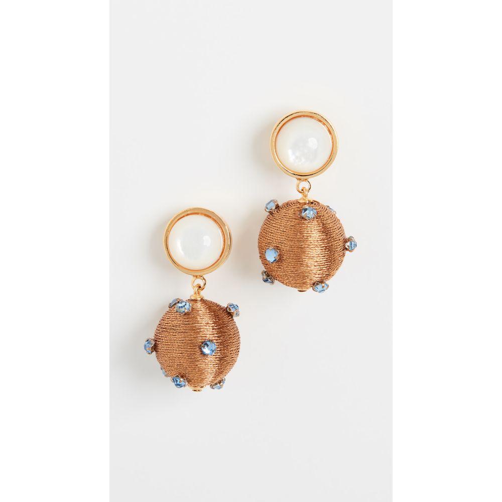 リジー フォルトゥナート Lizzie Fortunato レディース イヤリング・ピアス ジュエリー・アクセサリー【Sparkler Earrings】Amber